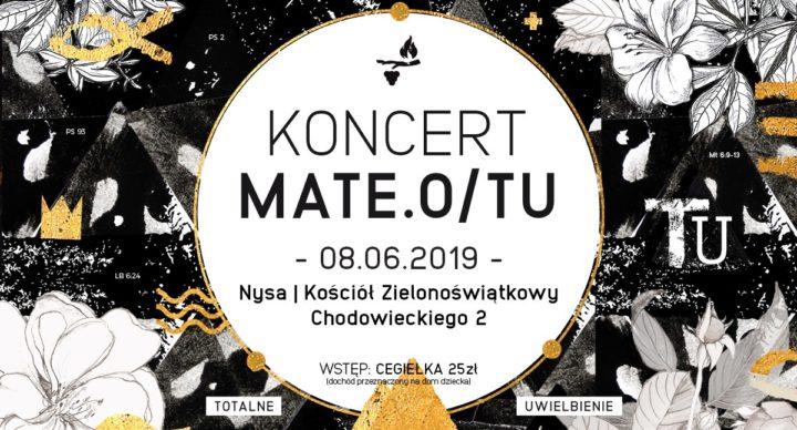 Koncert Mate.O/TU