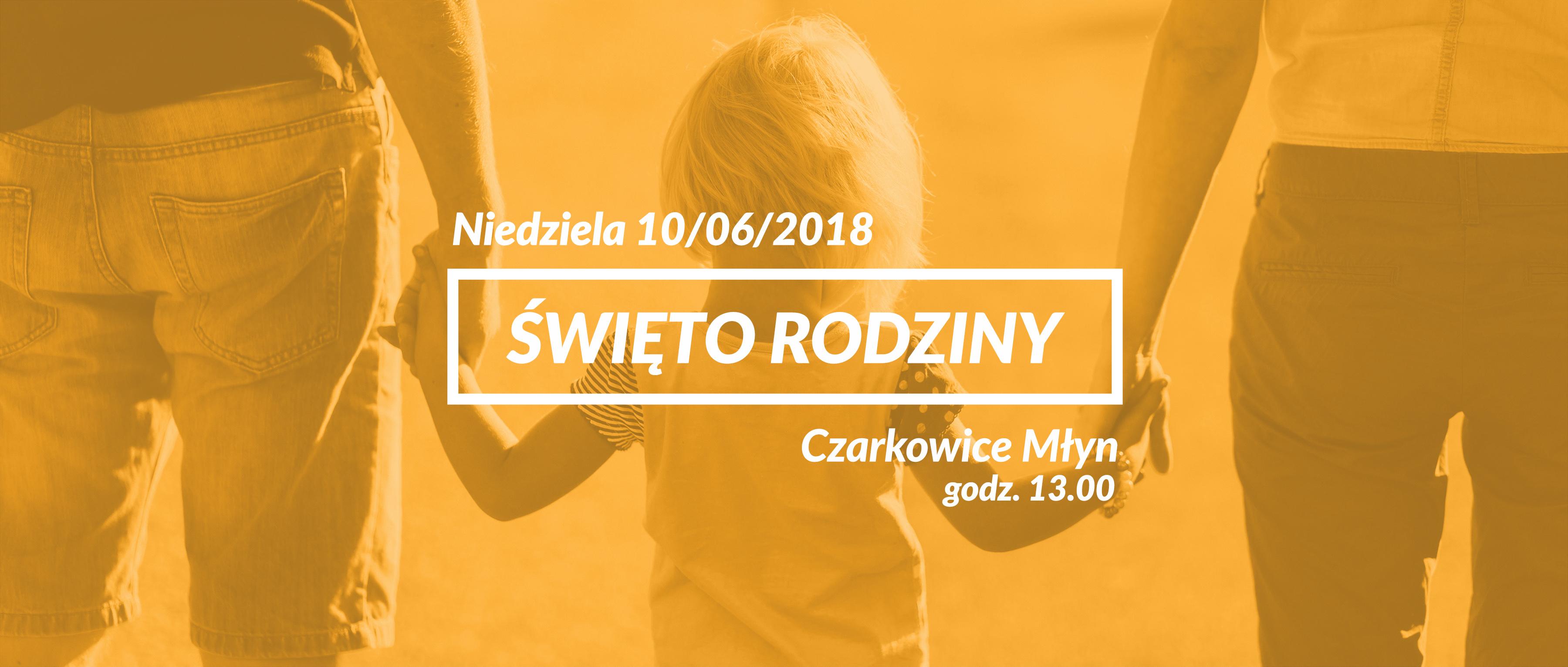 Święto Rodziny - Piknik Zborowy