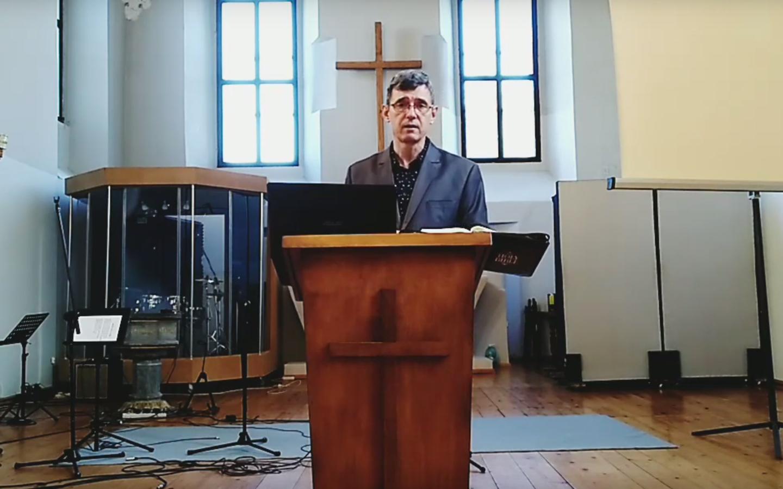 Kazanie - Pastor Bogdan Kleszczyński