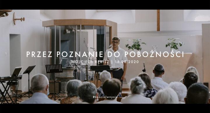 Przez poznanie dopobożności - Wojciech Rębisz
