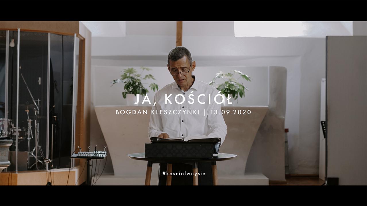 Ja, Kościół - Bogdan Kleszczyński